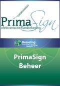 2013 Beheer PrimaSign